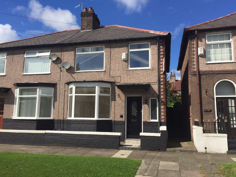 3 Bedrooms Semi Detached House for sale in Mapledale, Liverpool, Merseyside, L18