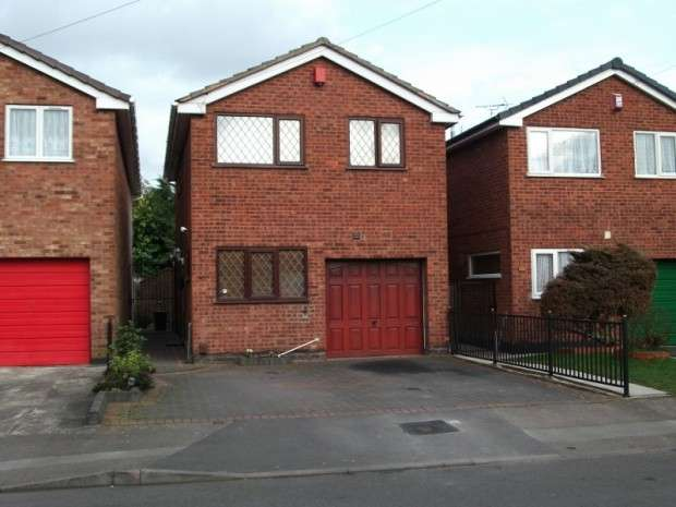 3 Bedrooms Detached House for sale in Andrew Gardens, Handsworth, B21