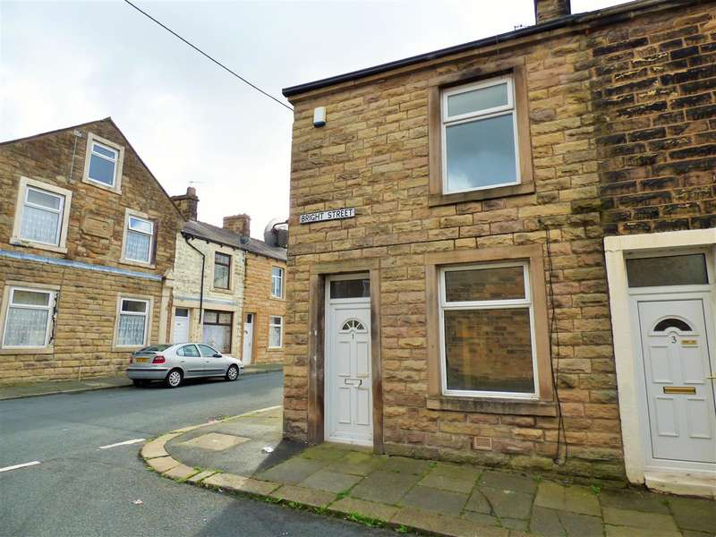 2 Bedrooms End Of Terrace House for sale in Bright Street, Padiham