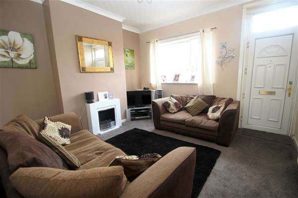 2 Bedrooms Terraced House for sale in Victoria Street / Grove lane, Hemsworth