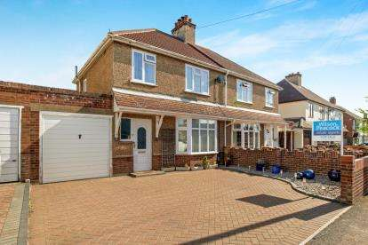 3 Bedrooms Semi Detached House for sale in Moss Lane, Elstow, Bedford, Bedfordshire