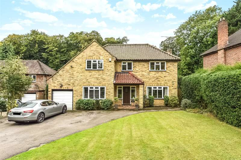 4 Bedrooms House for sale in Chestnut Avenue, Rickmansworth, Hertfordshire, WD3