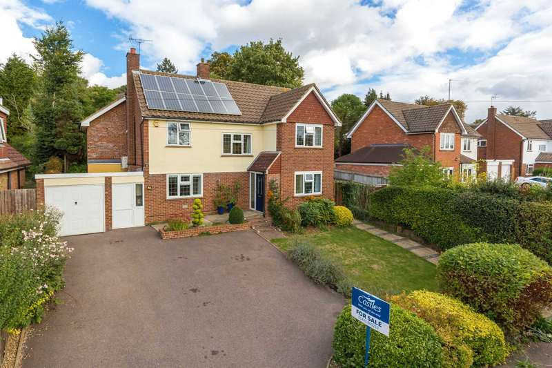 4 Bedrooms Detached House for sale in Bridgewater Road, Berkhamsted