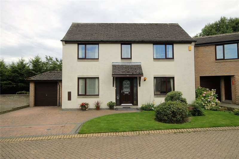3 Bedrooms Detached House for sale in Lee Hill Court, Lanchester, County Durham, DH7