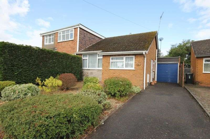 2 Bedrooms Semi Detached Bungalow for sale in Pinfold Close, Wheaton Aston