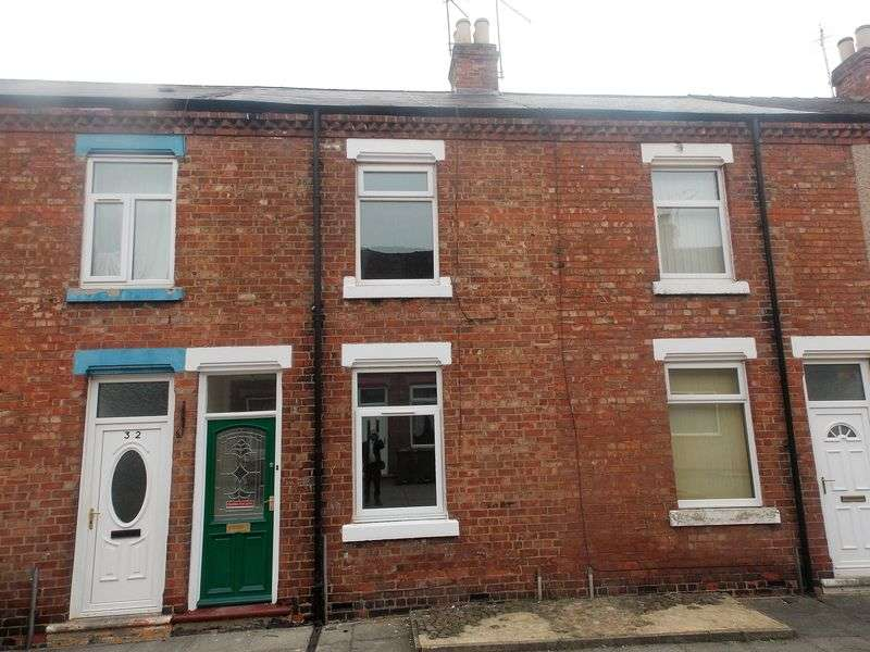 2 Bedrooms Terraced House for sale in Derwent Street, Darlington