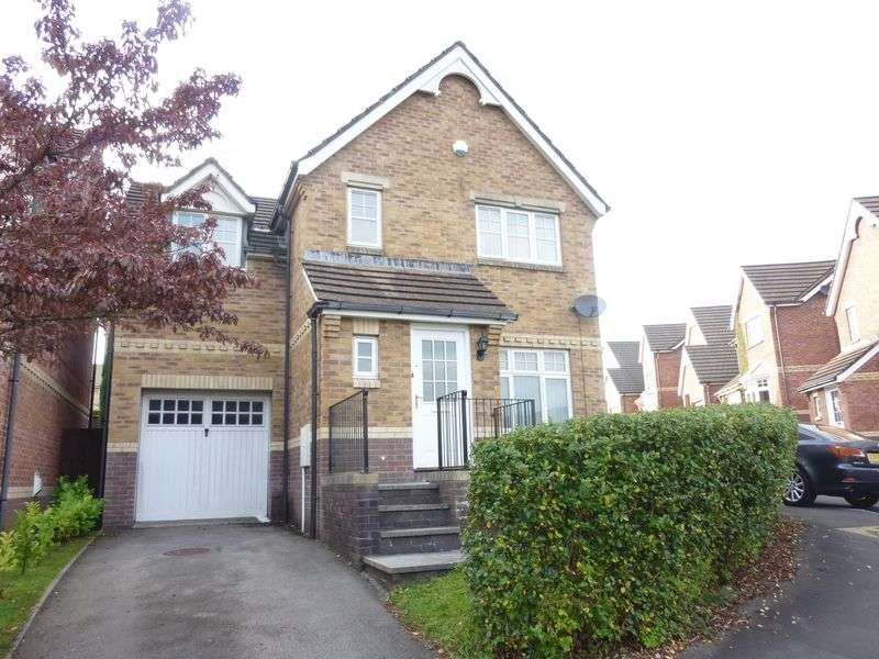 3 Bedrooms Detached House for sale in Windsor Drive, MISKIN CF72 8SH