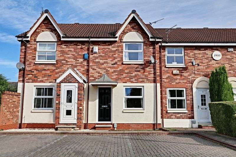 2 Bedrooms Terraced House for sale in Howdale Road, Hull