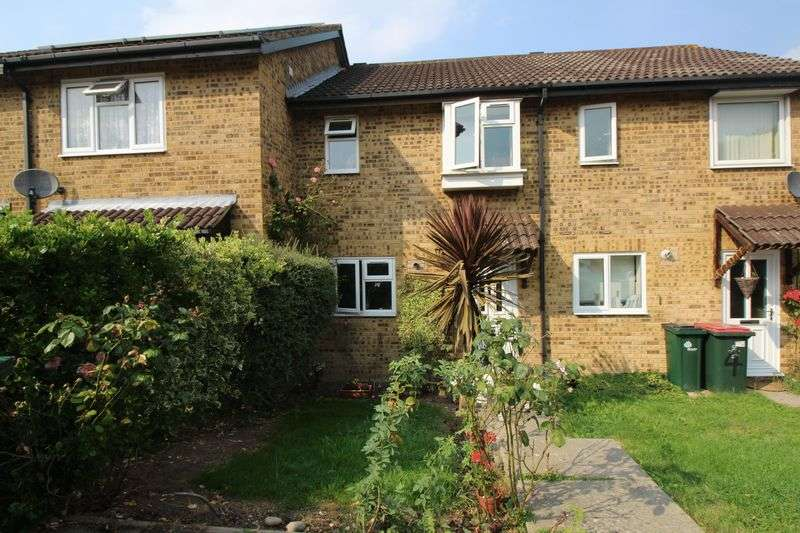 2 Bedrooms Terraced House for sale in Tollgate Hill