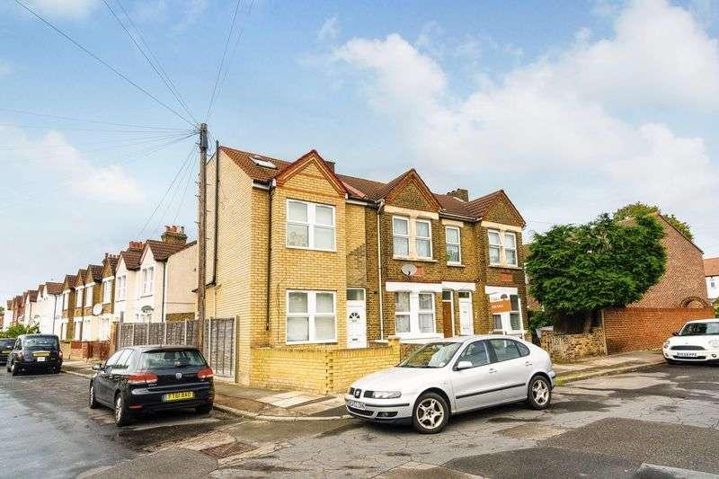 2 Bedrooms Maisonette Flat for sale in Marian Road, London