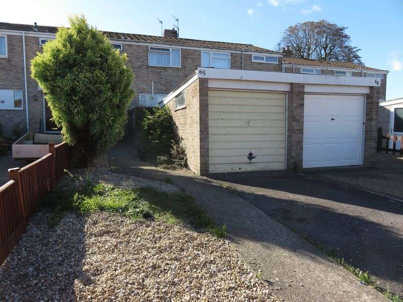 3 Bedrooms Terraced House for sale in Fairway Rise, Chard