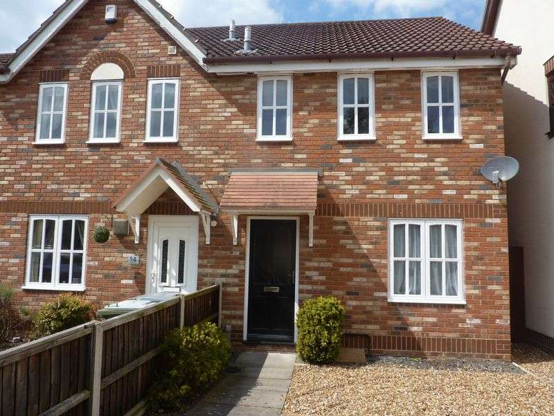 2 Bedrooms Semi Detached House for sale in Thorpe Marriott, NR8