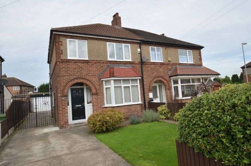 3 Bedrooms Semi Detached House for sale in Cornwall Road, Ashby, Scunthorpe