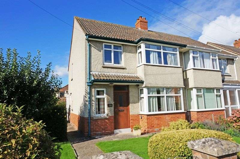 3 Bedrooms Semi Detached House for sale in Westleigh Road, Taunton