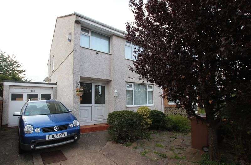 3 Bedrooms Semi Detached House for sale in Pensby Road, Pensby