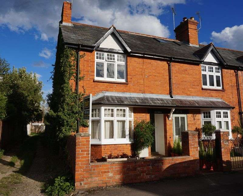 3 Bedrooms Semi Detached House for sale in Kingsbridge Road, Newbury