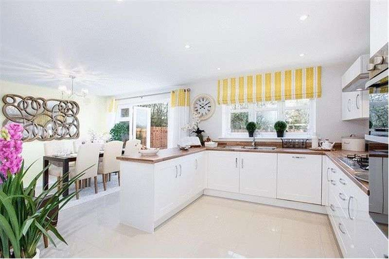 5 Bedrooms Detached House for sale in Brand New Homes at The Homelands, Bishops Cleeve, GL52 8EN