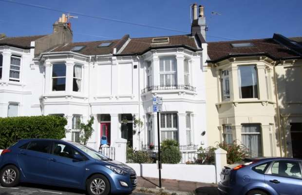 3 Bedrooms Terraced House for sale in Chester Terrace Preston Park Brighton