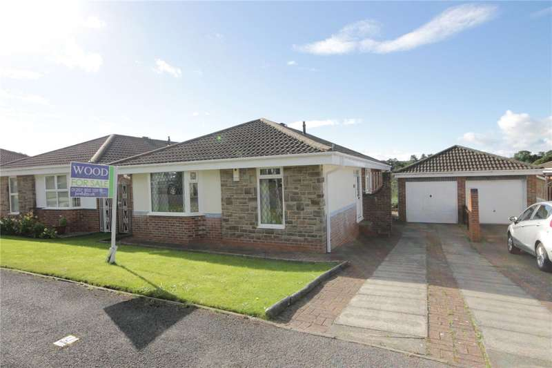 3 Bedrooms Detached Bungalow for sale in Oakwood, Lanchester, Durham, DH7