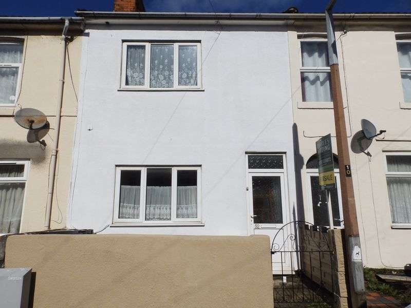 3 Bedrooms Terraced House for sale in Beatrice Street, Gorse Hill