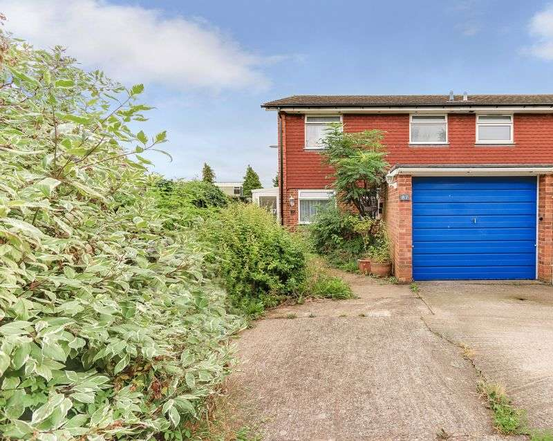 3 Bedrooms Semi Detached House for sale in Ruxley Lane, Epsom. KT19 9HB