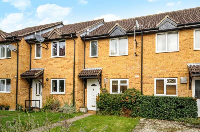 2 Bedrooms Terraced House for sale in Herman Close, Abingdon