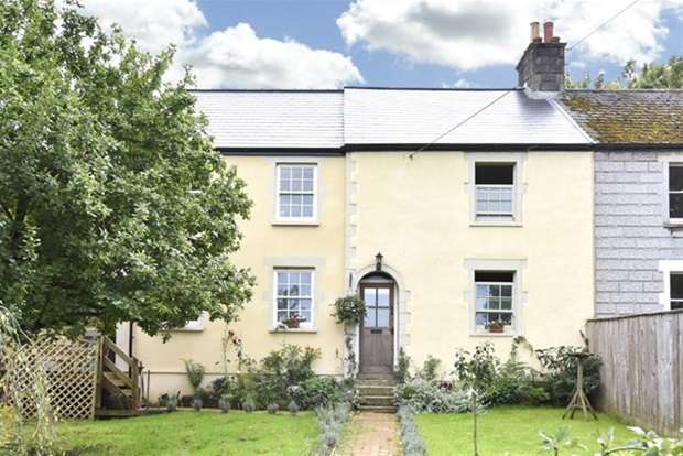 5 Bedrooms Semi Detached House for sale in Mells Green, Mells, Frome