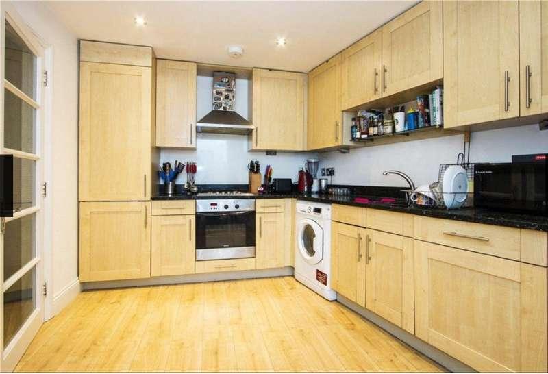 4 Bedrooms Flat for sale in Deverell street, SE1