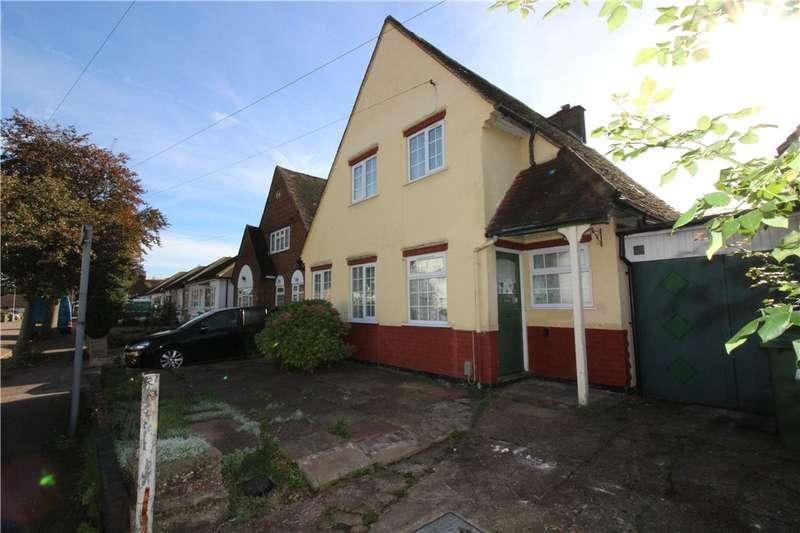 2 Bedrooms Detached House for sale in Grosvenor Road, Borehamwood, Hertfordshire, WD6