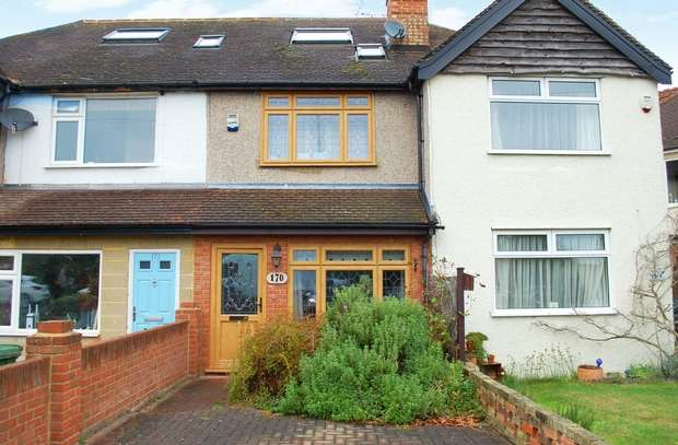 3 Bedrooms Terraced House for sale in High Street, West Molesey