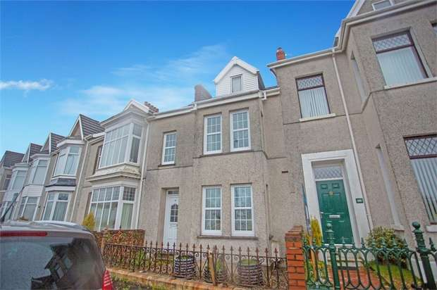 5 Bedrooms Terraced House for sale in Coleshill Terrace, Llanelli, Carmarthenshire