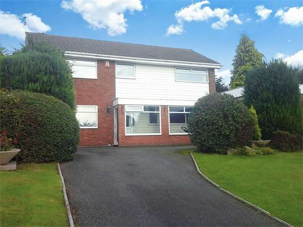 4 Bedrooms Detached House for sale in Stockham Close, Halton, Runcorn, Cheshire
