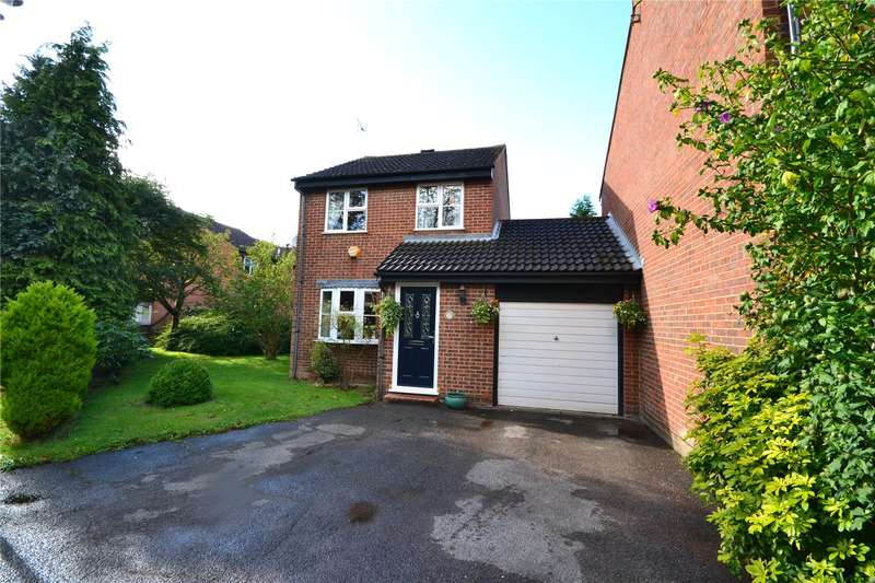 3 Bedrooms Link Detached House for sale in Setley Way, Bracknell, Berkshire, RG12