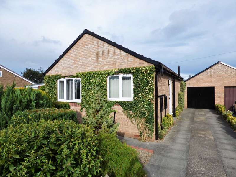 2 Bedrooms Detached Bungalow for sale in Chapel Close, Marske By The Sea