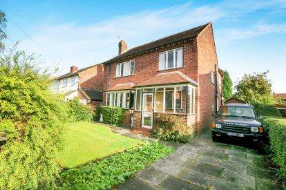 3 Bedrooms Detached House for sale in Rochester Grove, Hazel Grove, Stockport, Greater Manchester