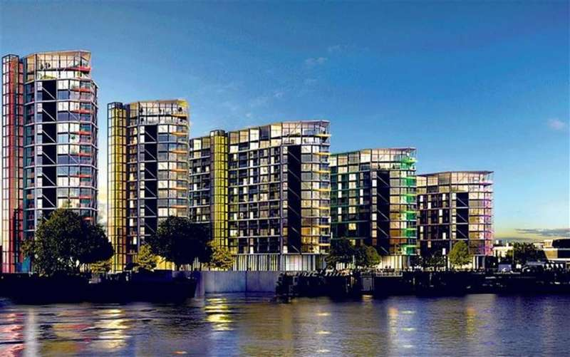 3 Bedrooms Property for sale in Five Riverlight Quay, Nine Elms, SW8
