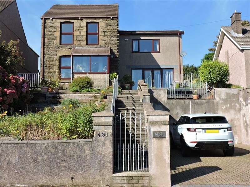 4 Bedrooms Property for sale in Trewyddfa Road, Morriston
