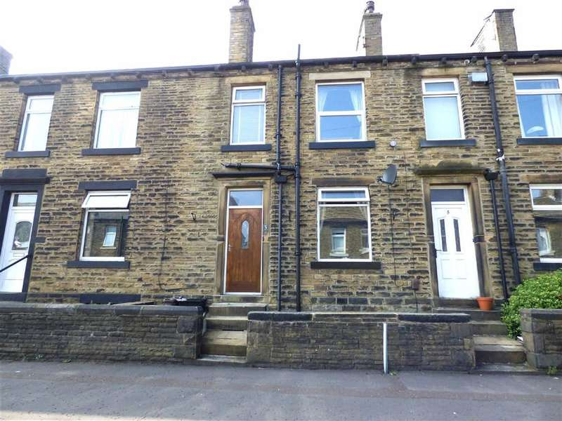 2 Bedrooms Property for sale in Wyvern Place, Pellon, Halifax, HX2
