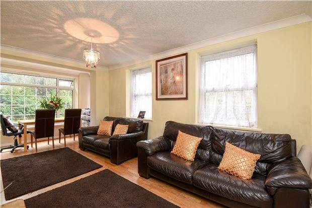 2 Bedrooms Flat for sale in Glebe Court, London Road, Mitcham, CR4
