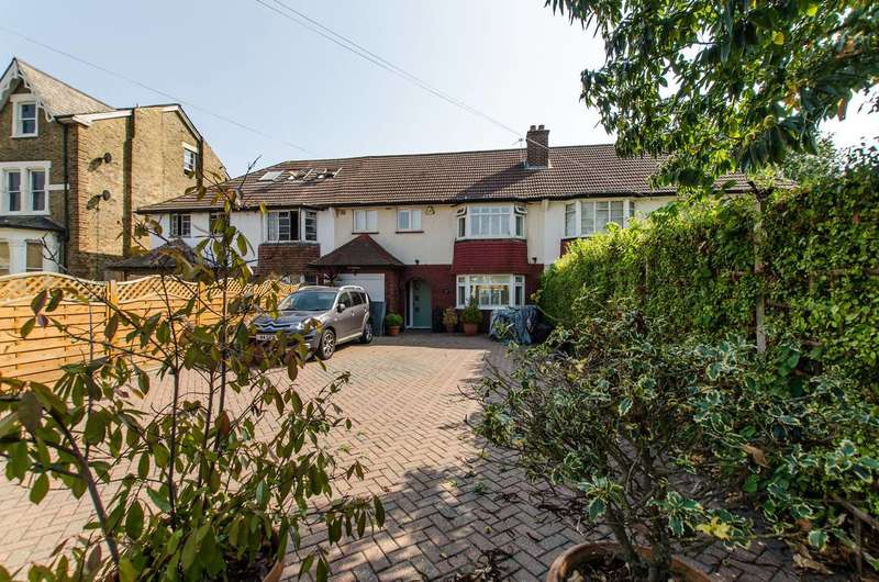 4 Bedrooms House for sale in Culverden Road, Balham, SW12