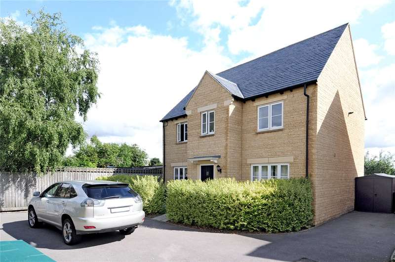5 Bedrooms Detached House for sale in Old Johns Close, Middle Barton, Oxfordshire, OX7