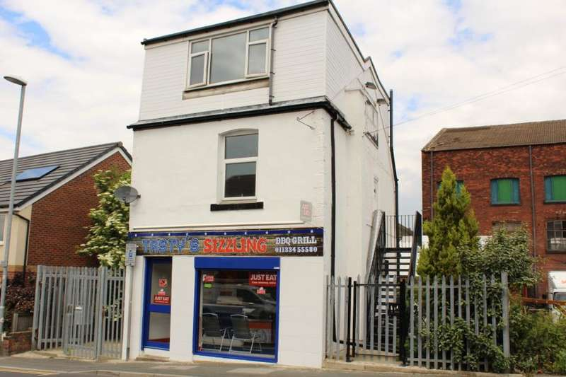 2 Bedrooms Shop Commercial for sale in Silver Royd Hill, Farnley, LS12