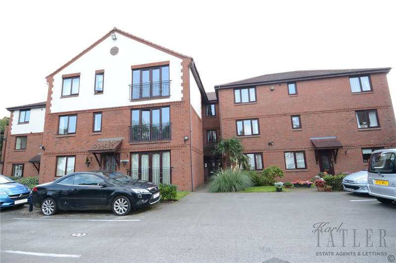 2 Bedrooms Flat for sale in Thingwall Road, Irby, Wirral