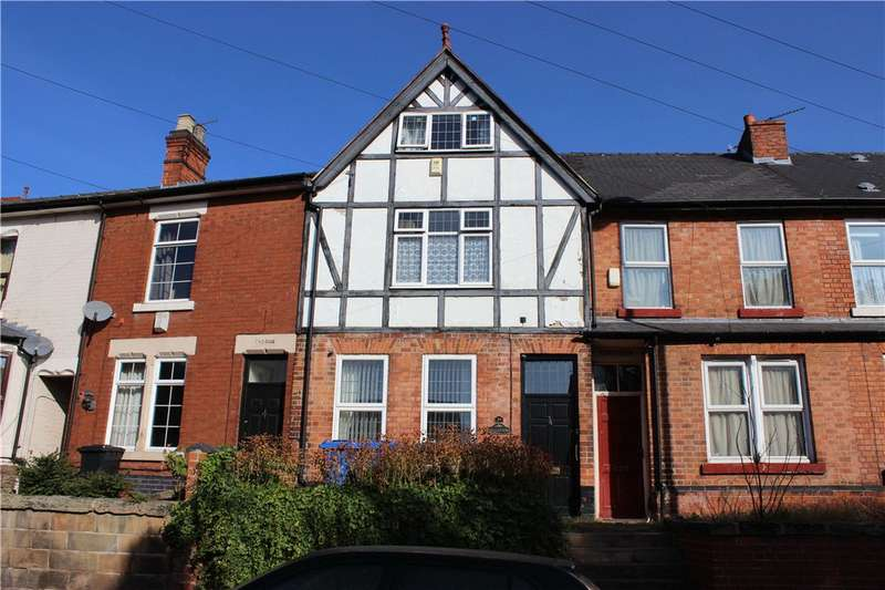 3 Bedrooms Town House for sale in Village Street, Derby, Derbyshire, DE23