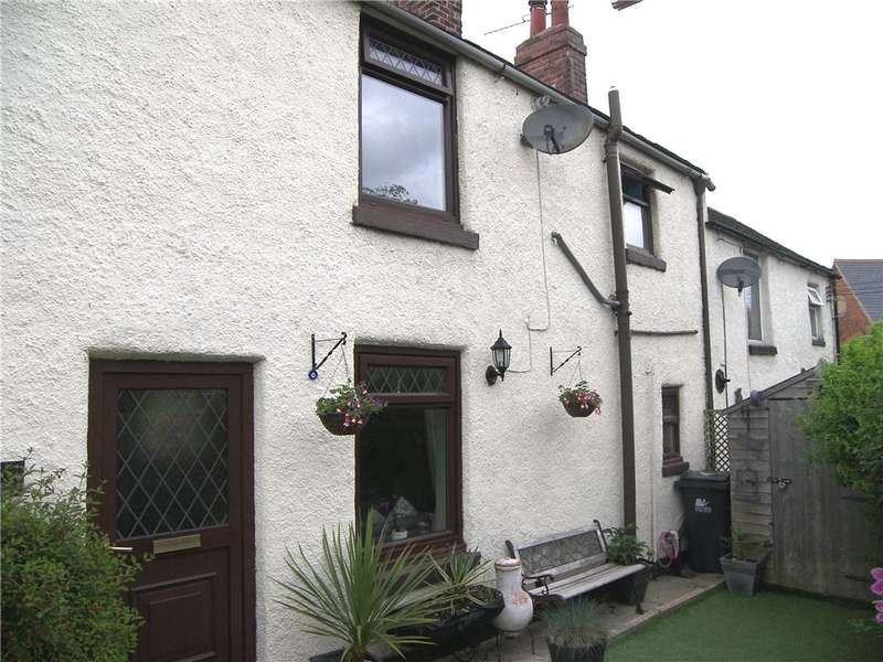 1 Bedroom Terraced House for sale in Kilbourne Road, Belper, Derbyshire, DE56