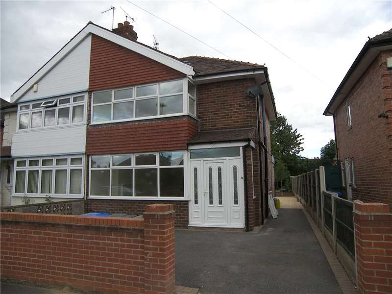 3 Bedrooms Semi Detached House for sale in Lichfield Drive, Alvaston, Derby, Derbyshire, DE24