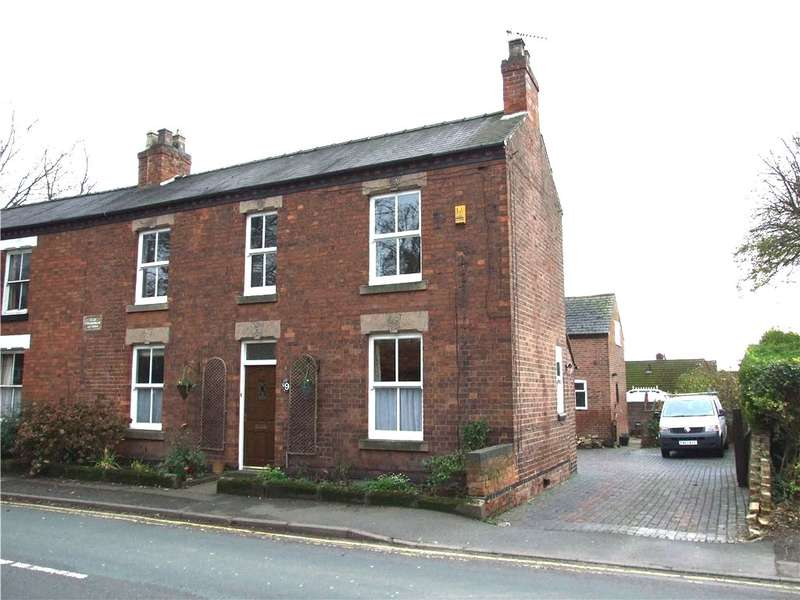 3 Bedrooms Semi Detached House for sale in Sitwell Street, Spondon, Derby, Derbyshire, DE21