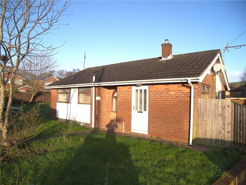 3 Bedrooms Detached Bungalow for sale in Ladywood Avenue, Belper, Derbyshire, DE56