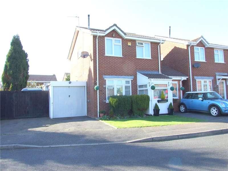 3 Bedrooms Detached House for sale in Beechley Drive, Oakwood, Derby, Derbyshire, DE21