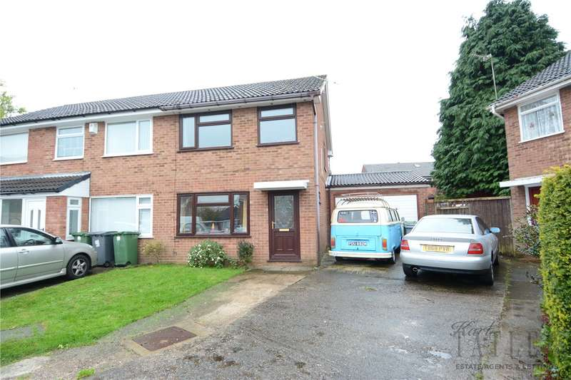 3 Bedrooms Semi Detached House for sale in Marlston Avenue, Irby, Wirral